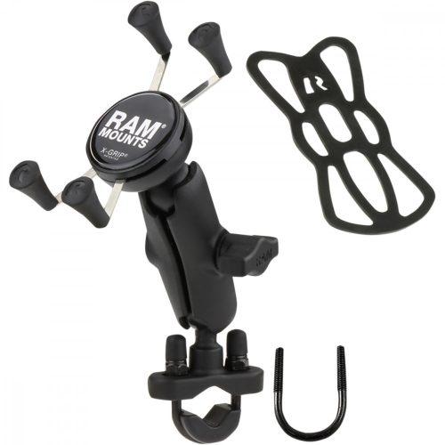 RAM MOUNT X-Grip® telefon tartó készlet motorkerékpárra