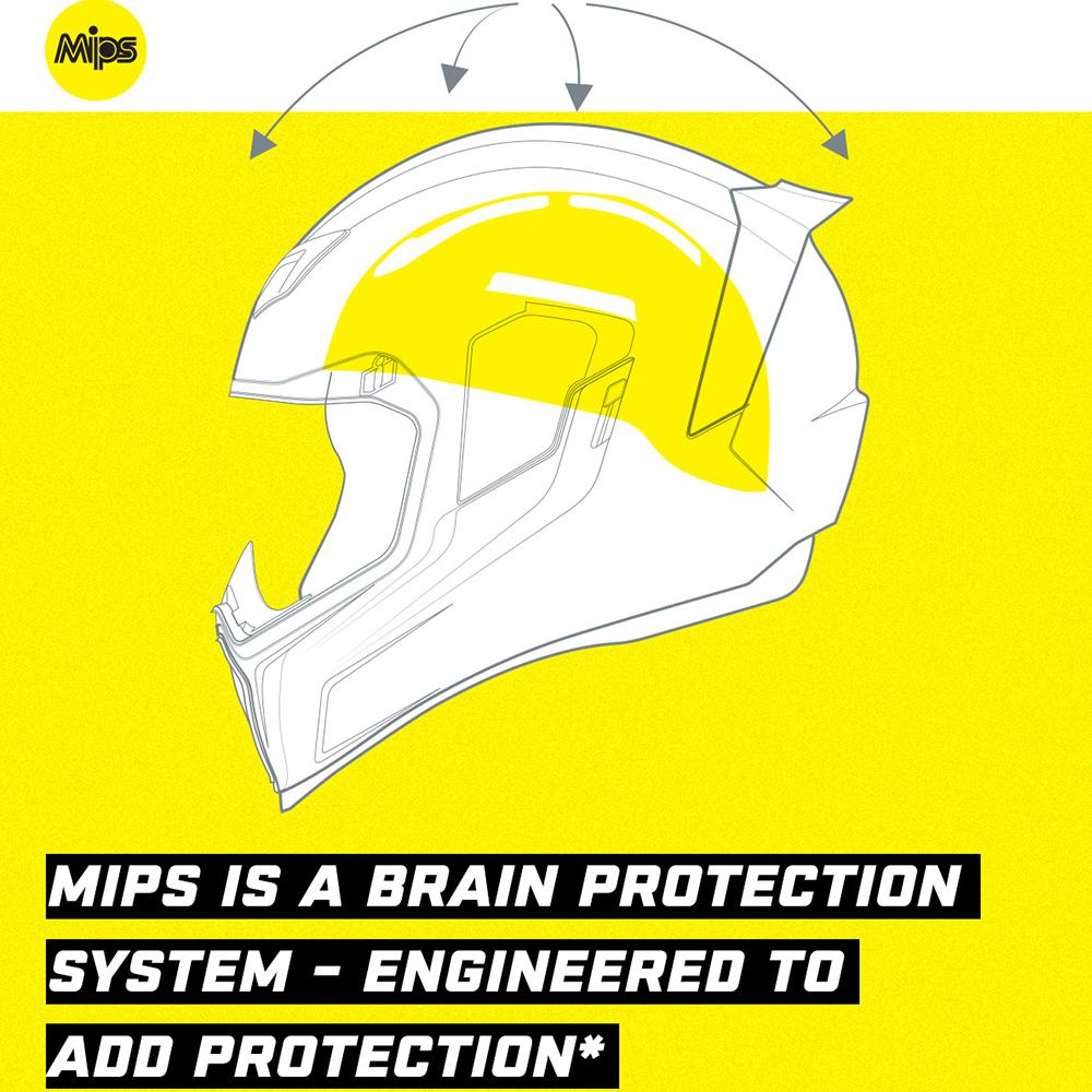 MIPS agyvédelmi technológia